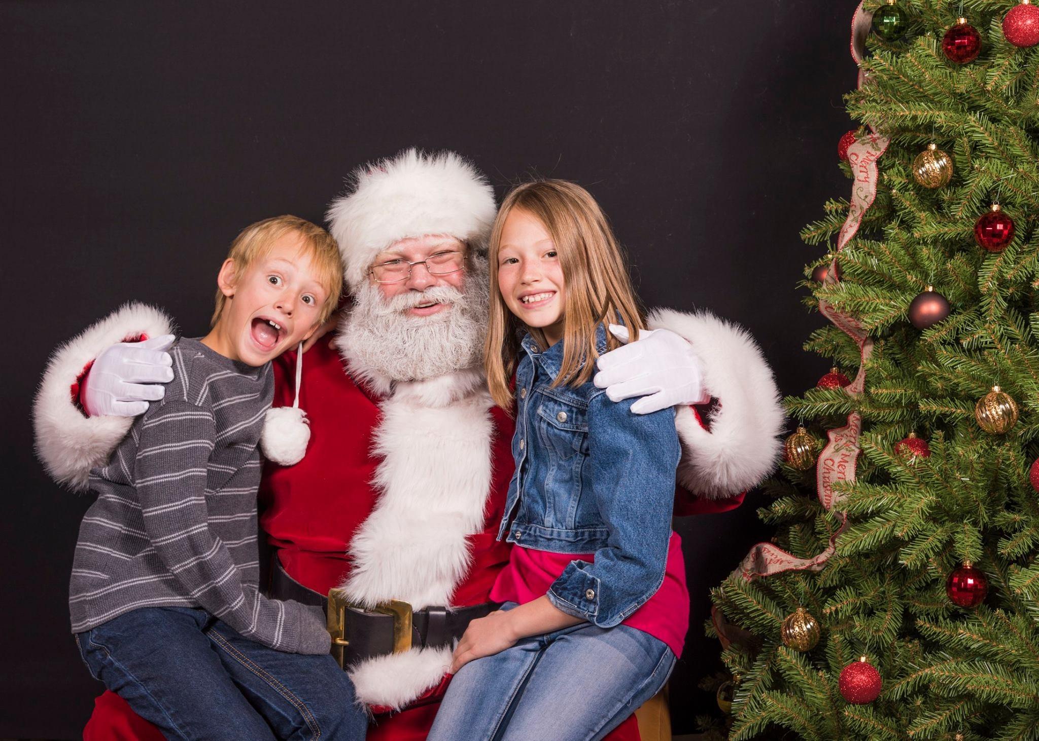 Santa fun!